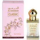 Al Haramain Classic parfumirano ulje uniseks 12 ml