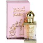 Al Haramain Classic Perfumed Oil unisex 12 ml