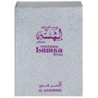 Al Haramain Lamsa Silver huile parfumée mixte 12 ml