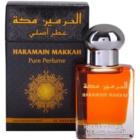 Al Haramain Makkah parfümiertes Öl unisex 15 ml