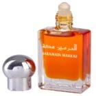 Al Haramain Makkah ulei parfumat unisex 15 ml