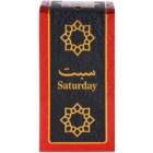 Al Haramain Saturday eau de parfum pour femme 15 ml