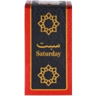 Al Haramain Saturday parfémovaná voda pro ženy 15 ml