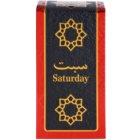 Al Haramain Saturday Parfumovaná voda pre ženy 15 ml