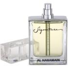 Al Haramain Signature Eau de Toilette para homens 100 ml