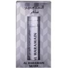 Al Haramain Silver ulei parfumat unisex 10 ml