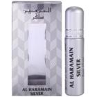 Al Haramain Silver parfümiertes Öl unisex 10 ml