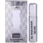 Al Haramain Silver Perfumed Oil unisex 10 ml