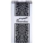 Al Haramain Thursday Eau de Parfum Damen 15 ml