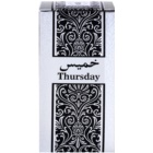 Al Haramain Thursday eau de parfum pentru femei 15 ml