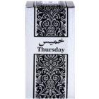 Al Haramain Thursday Parfumovaná voda pre ženy 15 ml