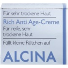 Alcina For Dry Skin crème nourrissante anti-âge