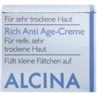 Alcina For Dry Skin tápláló krém a bőröregedés ellen