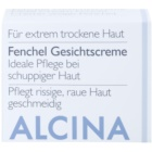 Alcina For Dry Skin Fennel crème pour restaurer la surface de la peau