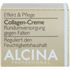 Alcina Effective Care krema za lice s kolagenom
