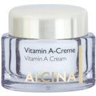 Alcina Effective Care pleťový krém s vitamínem A pro dlouhodobou redukci vrásek