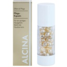 Alcina Effective Care capsule trattanti per una pelle di velluto