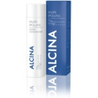 Alcina Normal and Delicate Hair bálsamo para o cabelo com efeito alisador