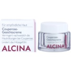 Alcina For Sensitive Skin stärkende Creme für geweitete und geplatzte Venen