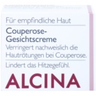 Alcina For Sensitive Skin crème fortifiante petits vaisseaux dilatés et éclatés