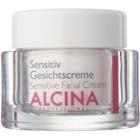 Alcina For Sensitive Skin pomirjajoča krema za obraz