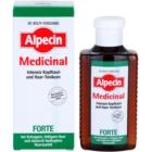 Alpecin Medicinal Forte tónico intensivo  anticaspa e antiqueda de cabelo