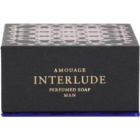 Amouage Interlude savon parfumé pour homme 150 g