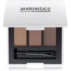 andmetics Brows puder do brwi