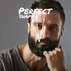 andmetics Wax Strips voskové depilačné pásiky na obočie pre mužov