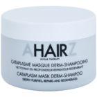 André Zagozda Hair Algae Therapy masque nettoyant en profondeur régénérateur forme de shampoing