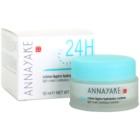 Annayake 24H Hydration легкий крем зі зволожуючим ефектом