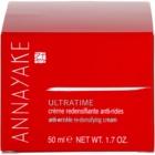 Annayake Ultratime a bőr sűrűségét megújító ránc elleni krém