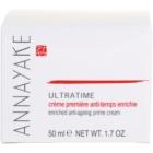 Annayake Ultratime nährende Creme gegen Hautalterung