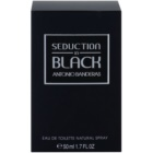 Antonio Banderas Seduction in Black eau de toilette pentru barbati 50 ml