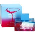 Antonio Banderas Cocktail Seduction Blue toaletní voda pro ženy 100 ml