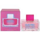 Antonio Banderas Electric Seduction Blue Eau de Toilette voor Vrouwen  100 ml
