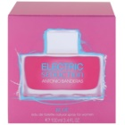 Antonio Banderas Electric Seduction Blue Eau de Toilette for Women 100 ml