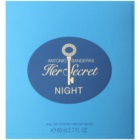 Antonio Banderas Her Secret Night Eau de Toilette for Women 80 ml