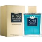 Antonio Banderas King of Seduction Absolute Eau de Toilette für Herren 200 ml