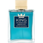 Antonio Banderas King of Seduction Absolute Eau de Toillete για άνδρες 200 μλ