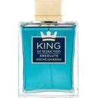 Antonio Banderas King of Seduction Absolute toaletná voda pre mužov 200 ml