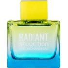 Antonio Banderas Radiant Seduction Blue eau de toilette férfiaknak 100 ml