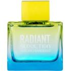 Antonio Banderas Radiant Seduction Blue eau de toilette per uomo 100 ml
