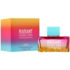Antonio Banderas Radiant Seduction Blue Eau de Toilette for Women 100 ml