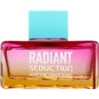 Antonio Banderas Radiant Seduction Blue woda toaletowa dla kobiet 100 ml
