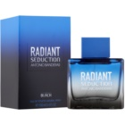Antonio Banderas Radiant Seduction Black eau de toilette férfiaknak 100 ml