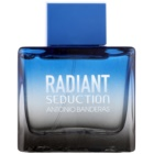 Antonio Banderas Radiant Seduction Black eau de toilette pour homme 100 ml
