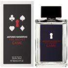 Antonio Banderas The Secret Game Eau de Toilette for Men 100 ml