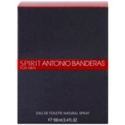 Antonio Banderas Spirit eau de toilette pour homme 100 ml