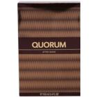 Antonio Puig Quorum Aftershave lotion  voor Mannen 100 ml